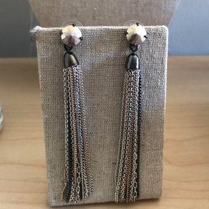 Fringe Tassel Earrings by Stella & Dot
